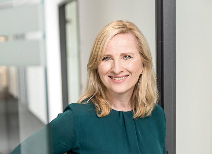 Sandra Gerhartz verantwortet bei TÜV NORD die Zertifizierung von Umwelt- und Nachhal-tigkeitsthemen