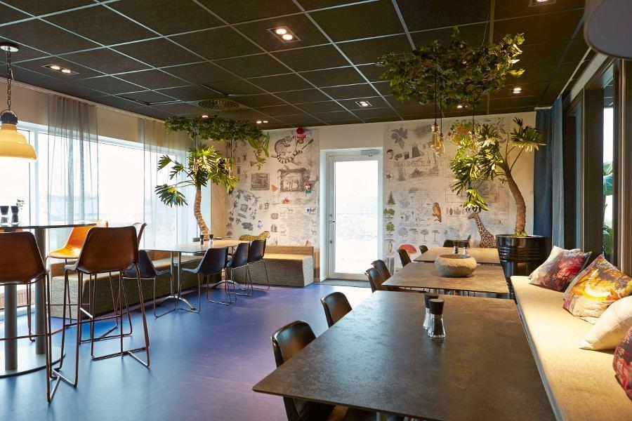 Büro Lounge von Raumvision