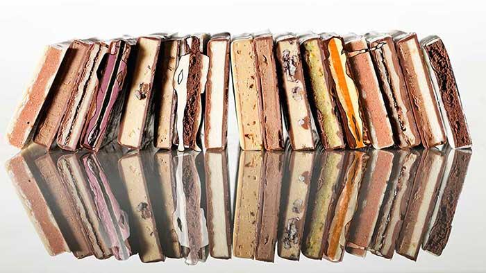Zotter Schokolade handgeschöpft Auswahl