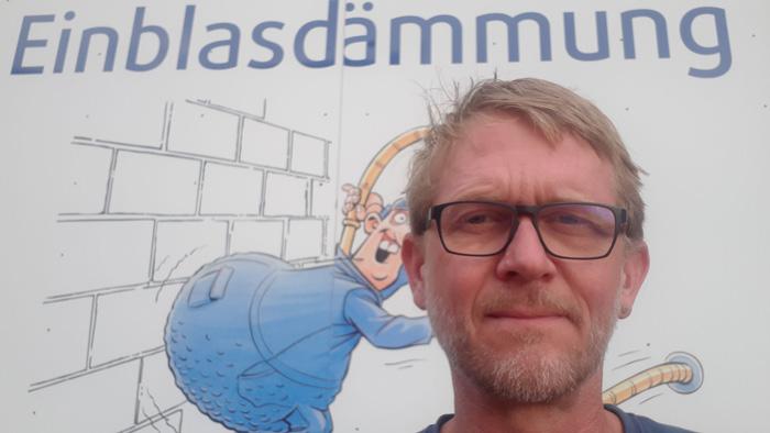 Der jetzige Geschäftsführer und Inhaber Lars Hansen