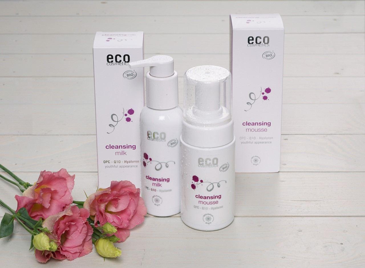 Naturkosmetik von eco cosmetics