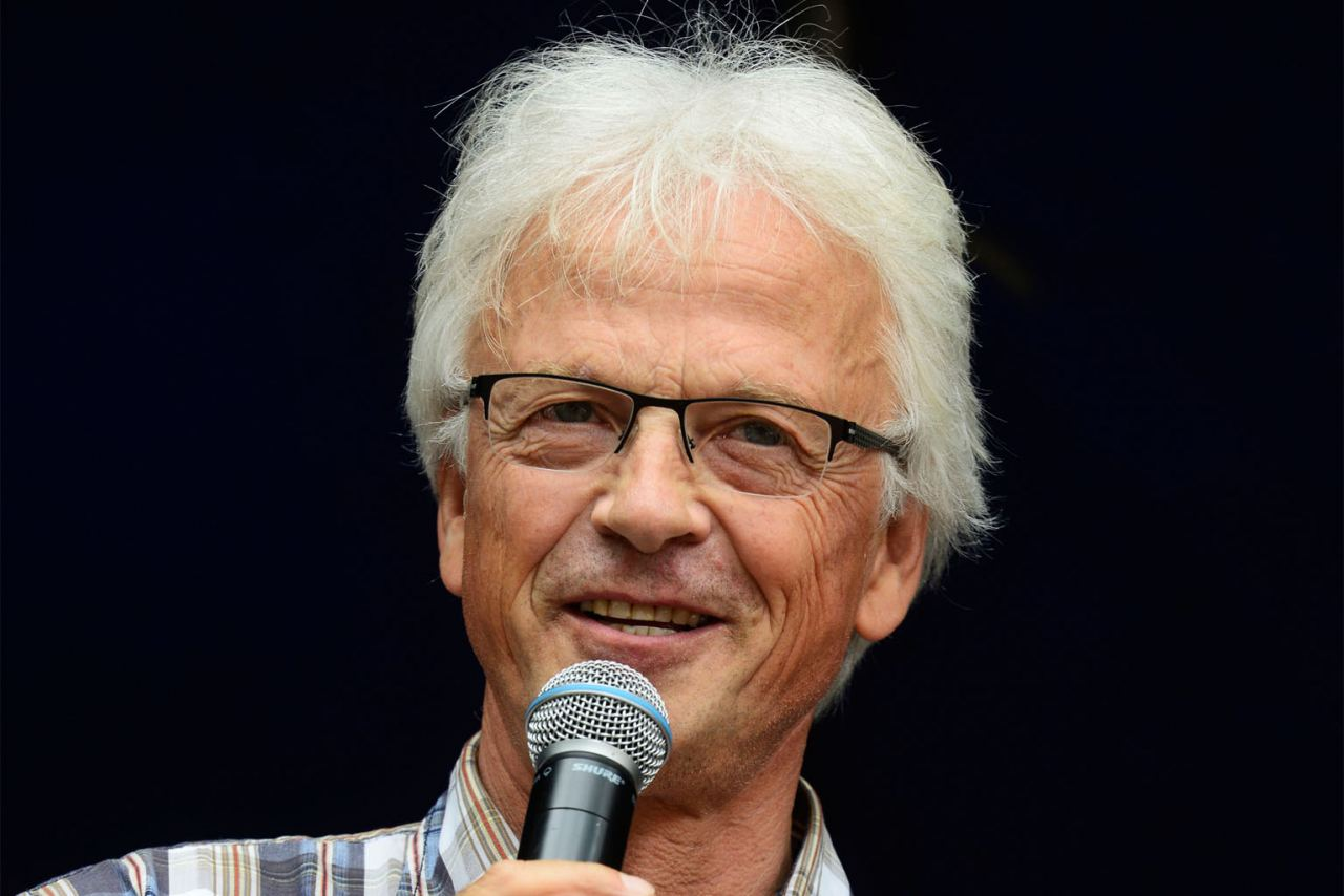 Geschäftsführer Volker Krause von der Bohlsener Mühle