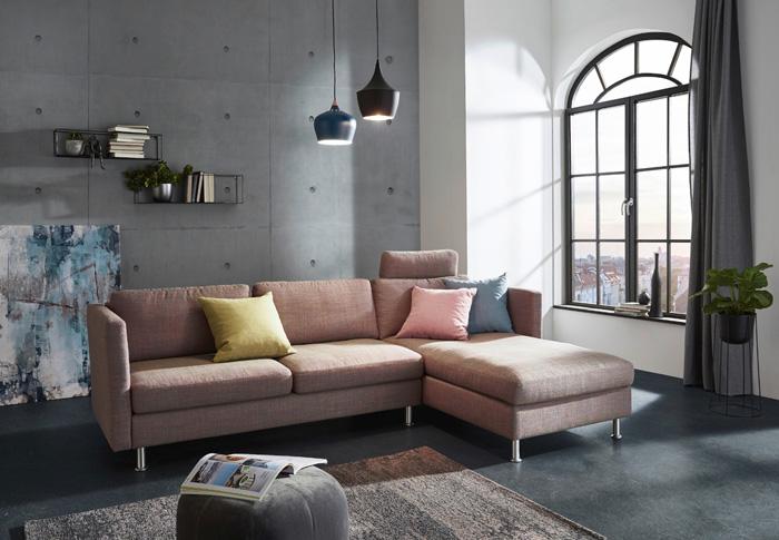 Wolkenweich Sirio verbindet Sitzen und Liegen mit größtmöglicher Behaglichkeit
