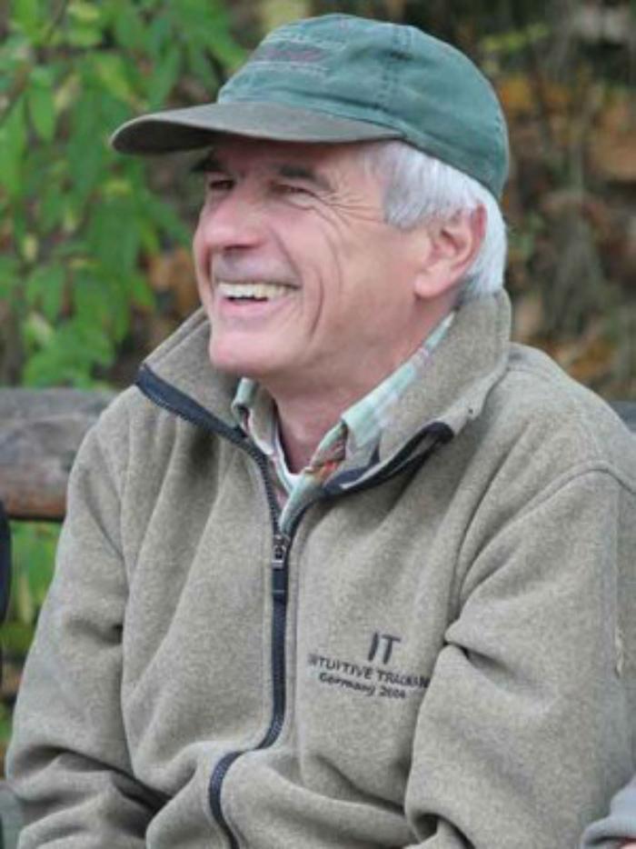 Portrait des Gründers und Ökopioniers Wolfgang Peham