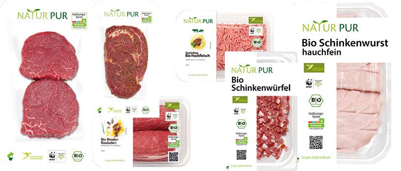 bestes Bio-Fleisch und erstklassige Bio-Wurstprodukte aus Norddeutschland